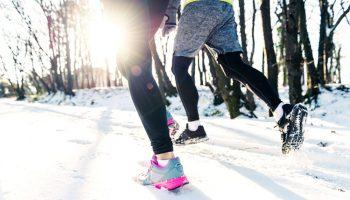 Winter løb